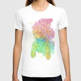 Doodle shot T-shirt