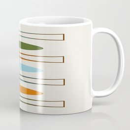 Mid-Century Modern Art 1.2 Coffee Mug