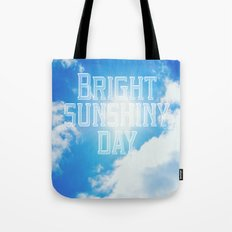 Bright Sunshiny day  Tote Bag