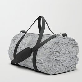 Concrete background Duffle Bag