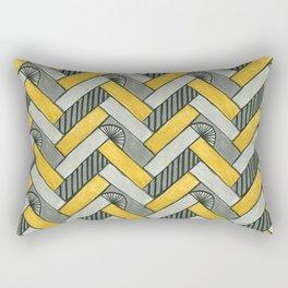 Deco Parquet Rectangular Pillow