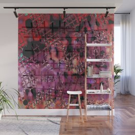 Square and Rope Wall Mural