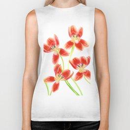 Tulip Love Biker Tank