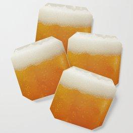 Beer Bubbles Coaster