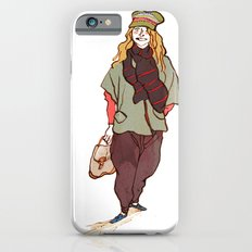 Girl and a Tuque Slim Case iPhone 6s