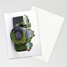 After We've Gone. Camera Uno Stationery Cards