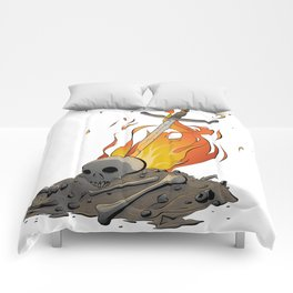 A Distinguished Fire Comforters