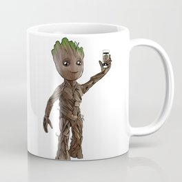 Baby G's Selfie Coffee Mug