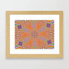 New digital Art Framed Art Print