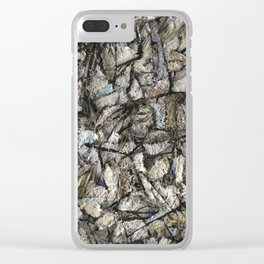 City Madness Clear iPhone Case