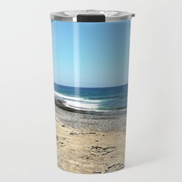 Sandy Shore Travel Mug