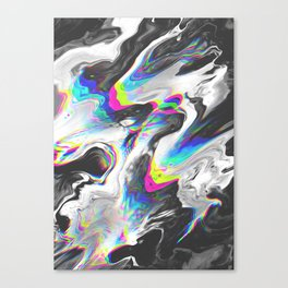 EASY Canvas Print