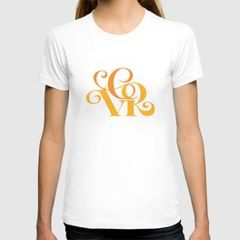 CVR throwback T-shirt