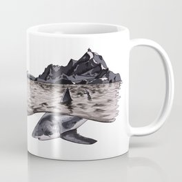 The Man in the Black Suit Coffee Mug