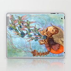 Battle Cry Laptop & iPad Skin