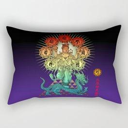 Myouken Bosatsu Rectangular Pillow