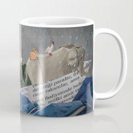 Noah's Paper Boat Coffee Mug