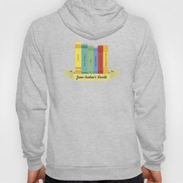 The Jane Austen's Novels III Hoody