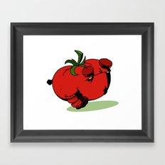 HellTomato Framed Art Print