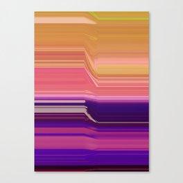 temporary break Canvas Print