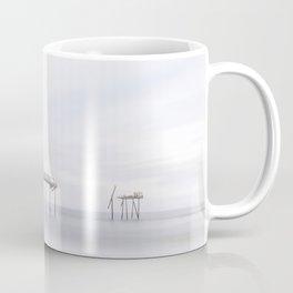 Frisco Pier (color) Coffee Mug