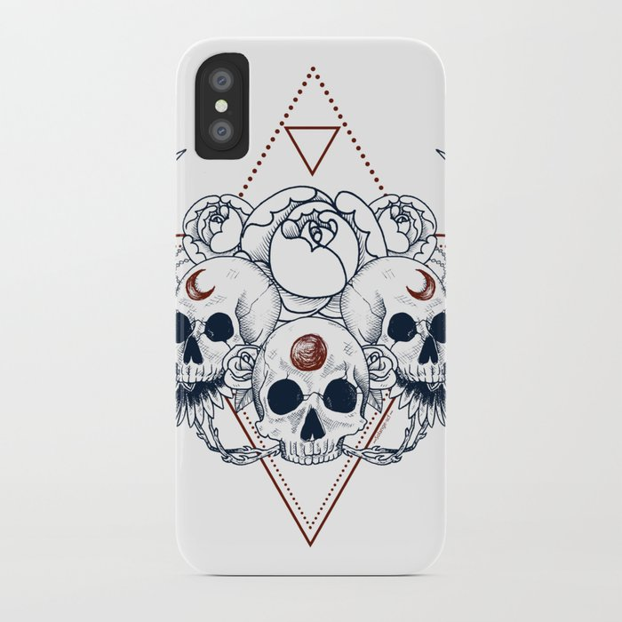 Blood Moon iPhone Case
