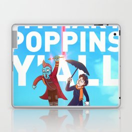 HELL YEAH HE'S COOL Laptop & iPad Skin
