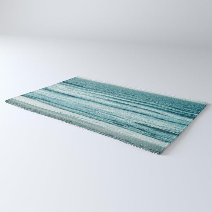 Ocean Ripples Rug