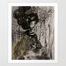 Mother Nothing Art Print