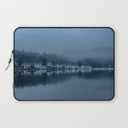 Reflections on a Lake - Landscape Photography Laptop Sleeve