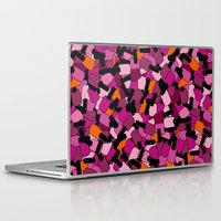 nail polish Laptop & iPad Skins featuring Nail Polish by ts55