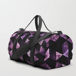 Abstract Geometric Background #34 Duffle Bag