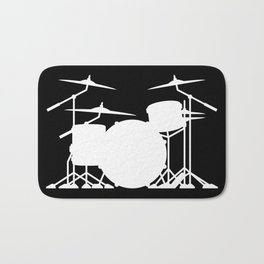 Drum Set Bath Mat