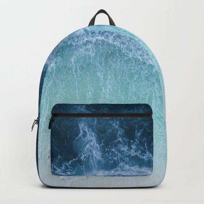 Turquoise Sea Rucksack