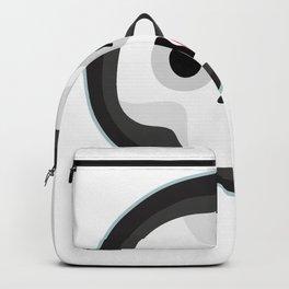 skull kissheart Backpack