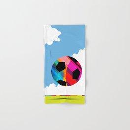 World Cup Soccer Hand & Bath Towel