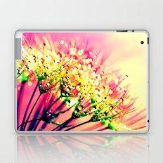 Sunset Floral Dew Laptop & iPad Skin