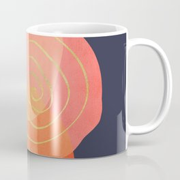 Modern minimal forms 34 Coffee Mug