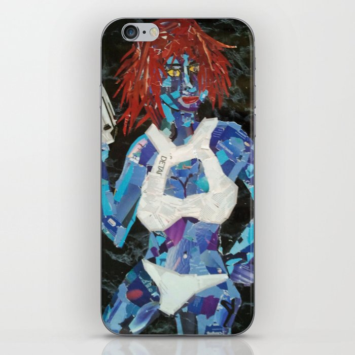 MYSTIQUE iPhone Skin