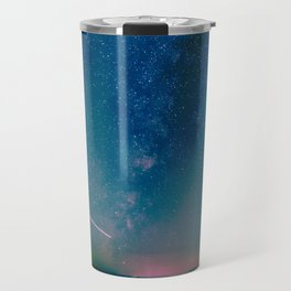 Desert Summer Milky Way Travel Mug