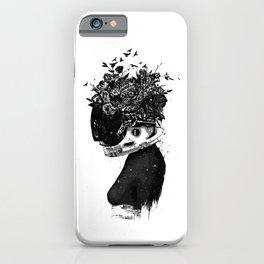 Hybrid girl iPhone Case