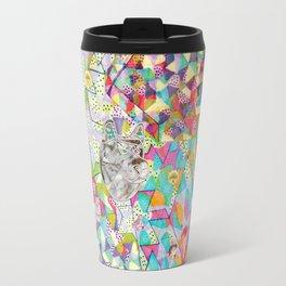 Pattern x Dog  Travel Mug