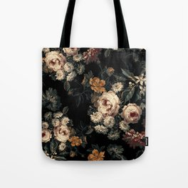 Midnight Garden XIV Tote Bag