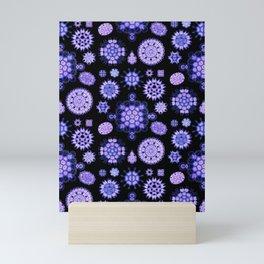 Ernst Haeckel - Melethallia (Purple) Mini Art Print