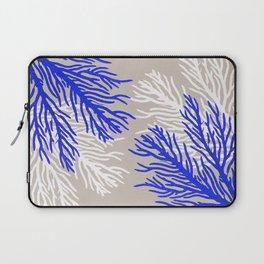 Coral Pattern Laptop Sleeve