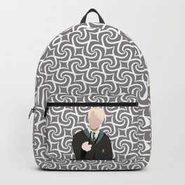 If my father knew I was doing this... Backpack