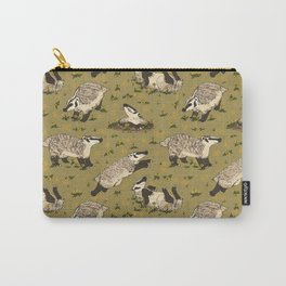 American Badgers Carry-All Pouch
