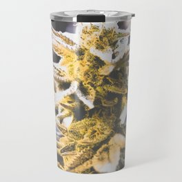 Beautiful Flower Travel Mug