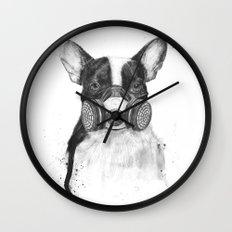 Big city life Wall Clock
