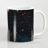 earthbound Mugs featuring Moon machinations by anipani